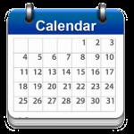 1 calendar, 1 month subscription